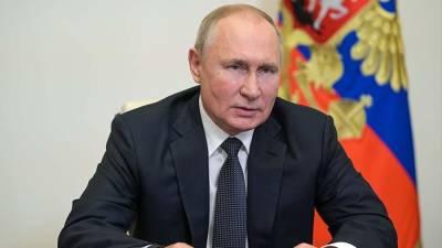 В Кремле рассказали о планах Путина встретиться с руководством партий