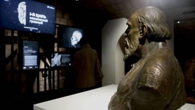 Мультимедийная выставка, посвященная Ивану Грозному, открылась в парке «Зарядье»