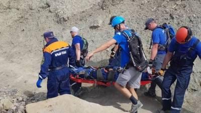 ТАСС: один человек погиб и двое пострадали при сходе ледника в Карачаево-Черкесии