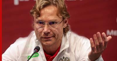Валерий Карпин отреагировал на отказ Дзюбы играть за сборную России