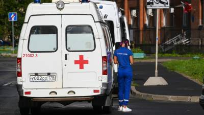 Более десяти человек пострадали в ДТП с участием пассажирского автобуса под Вологдой