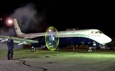 Flug Revue: Мировая премьера российского Ил-114-300 откладывается
