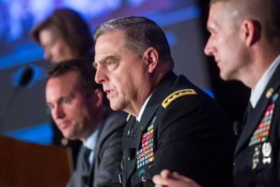 Генерал США выступил в свою защиту после сообщений о его звонках в Китай