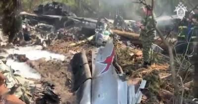 Борисов: Причина катастрофы Ил-112В до сих пор не известна