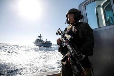 Стало известно о значительном усилении израильского флота в Красном море