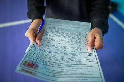Свыше четверти смолян приняли участие в выборах