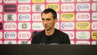 Тренер Колоса Кузнецов: Надеюсь, что сегодняшней победой мы оттолкнулись от дна и будем идти вверх