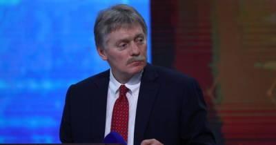 В Кремле рассказали о тестах Путина на коронавирус