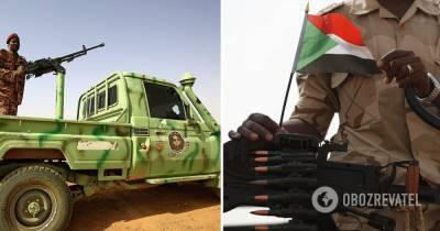 Попытка военного переворота в Судане провалилась – видео и последние новости