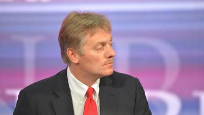 Песков рассказал о самочувствии находящегося на самоизоляции Путина