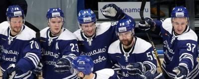 Московское «Динамо» обыграло одноклубников из Риги и продлило победную серию до 7 игр