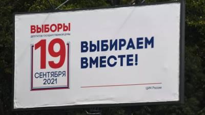 В МВД России назвали число зафиксированных нарушений с начала избирательной кампании