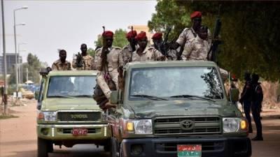 В Судане предотвращëн госпереворот
