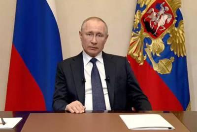 Путин назвал своих заболевших коронавирусом сотрудников