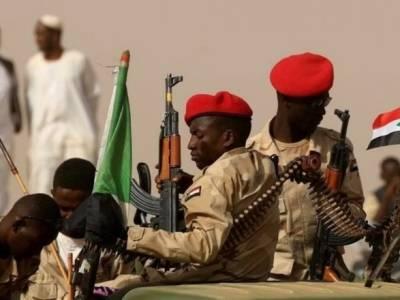 В Судане произошла неудачная попытка государственного переворота