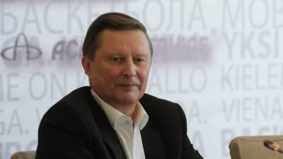 Сергей Иванов назвал выход «Жальгириса» из Единой лиги ВТБ политическим решением