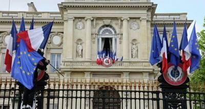 Франция отозвала послов из США и Австралии для консультаций из-за AUKUS