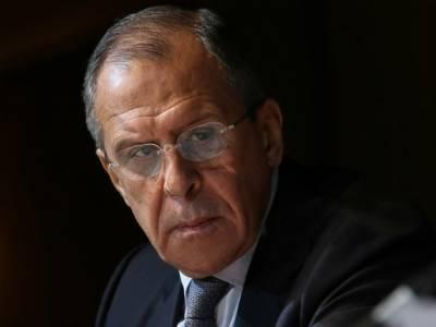 """Лавров назвал сроки получения разрешения на запуск """"Северного потока-2"""""""