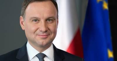 """Дуда в ООН пристыдил Европу из-за Украины и """"Северного потока-2"""""""
