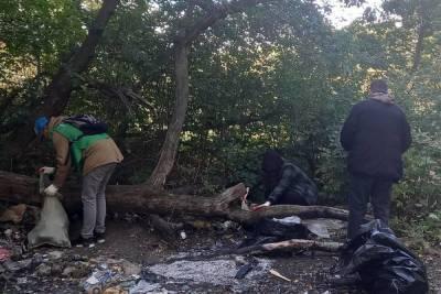 На Шуисте волонтеры и активные пензенцы приняли участие в акции «Чистый город»