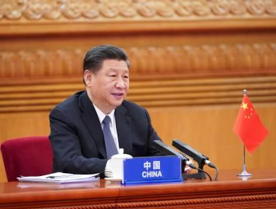 Си Цзиньпин заявил, что в 2021 году Китай предоставит другим странам 2 млрд доз вакцин