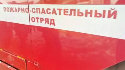 Спасатели пытаются потушить мебельную фабрику на юго-востоке Москвы
