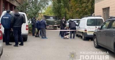 В Черкассах на улице расстреляли из автомата мужчину: что известно (ФОТО, ВИДЕО)