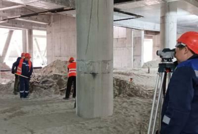В Новосибирске осужденных привлекли к работам по строительству ледовой арены