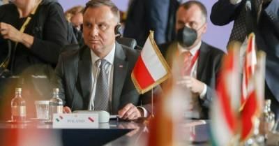 Президент Польши выступил за предоставление Украине членства в ЕС