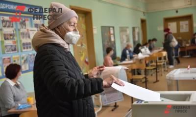 «Техническую сторону» голосования предложили пересмотреть перед выборами президента РФ