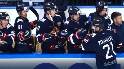 «Металлург» одержал пятую победу подряд со старта сезона КХЛ