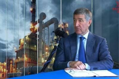 «Визави с миром». Юрий Шафраник: России выгодна предсказуемая цена на нефть и газ (часть 1-я)