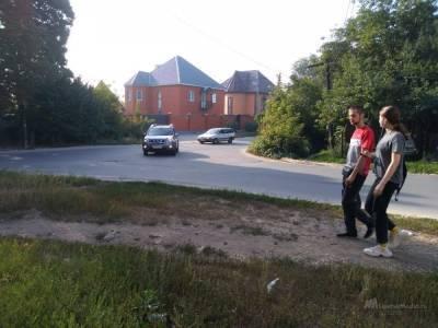 По какой дороге идут в школу дети, проверили в Липецке