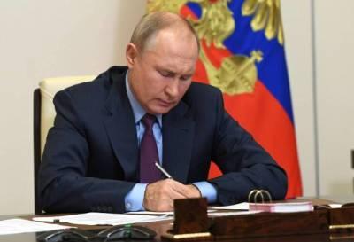 Владимир Путин объяснил свое решение соблюдать режим самоизоляции