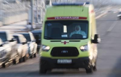 В ДТП с микроавтобусом под Тамбовом погибли два человека. Еще 10 пострадали