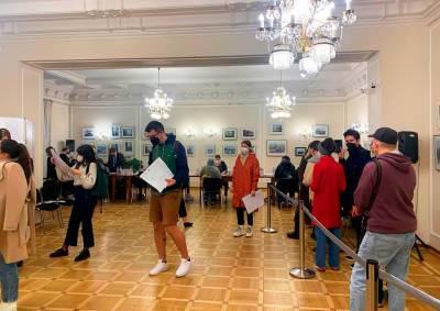 Как россияне в Праге проголосовали на выборах в Госдуму