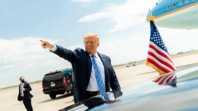 Трамп спрогнозировал Штатам судьбу страны третьего мира из-за мигрантов