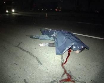 Водитель-убийца за рулем ГАЗели сбежал с места ДТП в Вологодской области