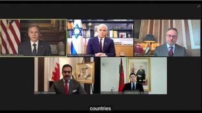 США призывают арабские страны наладить мирные отношения с Израилем