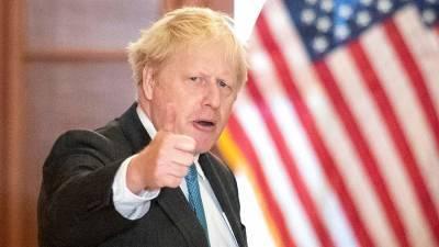 Джонсон посоветовал Франции «взять себя в руки» на фоне создания AUKUS