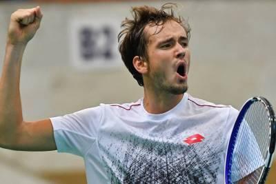 Медведев рассказал, что делал после победы на US Open
