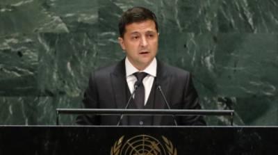 Зеленский призвал ООН помочь освободить украинских пленных в РФ