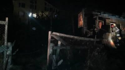 Пять человек погибли при пожаре в частном доме в Петропавловске-Камчатском
