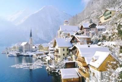 Куда поедут россияне на зимние каникулы