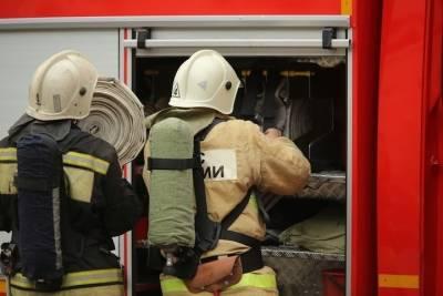 В Волгоградской области человек пострадал при пожаре в жилом доме