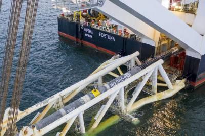 Глава «Нафтогаза» заявил о «промежуточной и важной победе» над газопроводом «Северный поток-2»