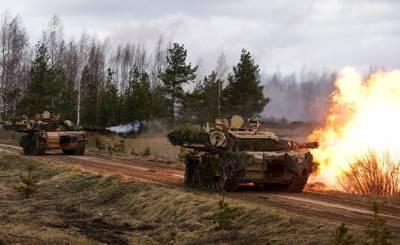 РБК-Укрїана (Украина): Польша разместит на границе с Белоруссией 250 американских танков
