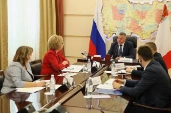 Губернатор области назвал 6 проектов, на которые пойдут 4,3 млрд рублей