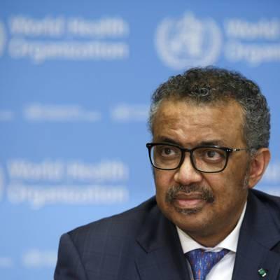Глава ВОЗ заявил о провале цели по вакцинации от COVID-19
