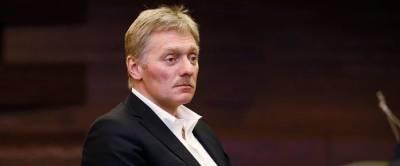 Песков считает возможной встречу Путина и Зеленского, если появится повестка для переговоров